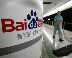 Baidu, cel mai mare motor de cautare online din China, vrea sa se extinda peste hotare