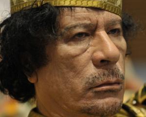 Fiul cel mic al lui Gadhafi a fost ucis. Dictatorul a scapat