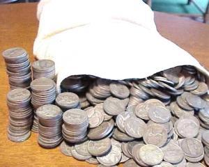 BNR pune in circulatie o moneda din argint, in scopul aniversarii a 150 de ani de la infiintarea Ministerului Afacerilor Externe