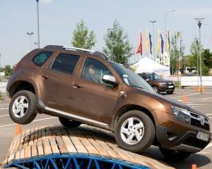 Vanzarile Dacia la nivel mondial au scazut pentru prima oara in ultimii sapte ani