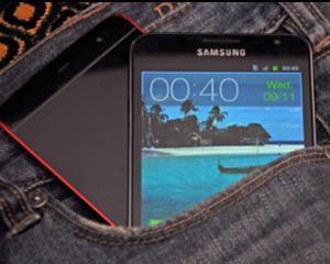 Samsung a detronat Nokia de pe piata telefoanelor mobile
