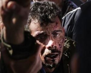 Prima miscare a lui Gadhafi dupa adoptarea rezolutiei ONU de impunere a zonei de excludere aviatica in Libia: Orasul Misrata a fost atacat