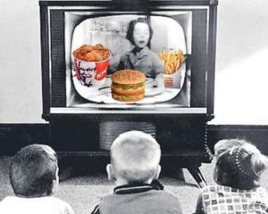Publicitatea este vinovata pentru obezitate