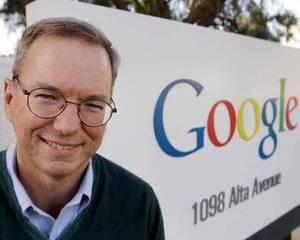 Eric Schmidt vinde 42 la suta din actiunile pe care le detine la Google
