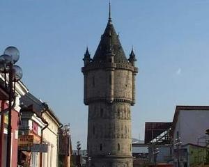 Castelul de apa din Drobeta-Turnu Severin va fi inclus in circuitele turistice europene