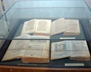 Obiecte liturgice si tiparituri cu valoare istorica la Muzeul National Cotroceni
