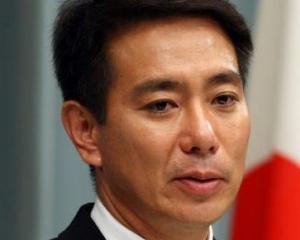 Ministrul japonez de Externe si-a dat demisia, dupa ce a incasat o donatie ilegala de 610 dolari