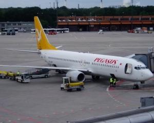 Compania aeriana low cost Pegasus va intra pe piata din Romania