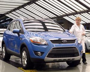 Ford investeste 1,2 miliarde de dolari in Spania