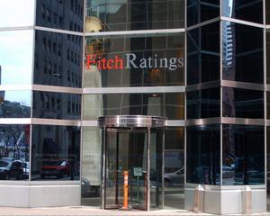 Fitch este ingrijorata de expunerea bancilor americane pe statele din Zona Euro