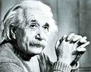 Bucati din creierul lui Einstein, expuse in Marea Britanie