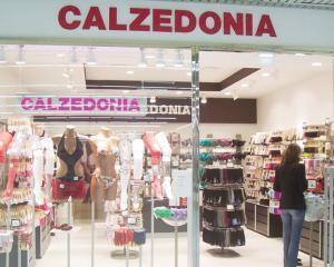 Calzedonia deschide miercuri primul sau magazin din Romania