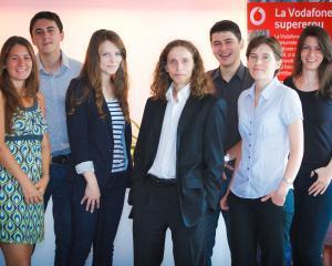 Vodafone Romania ofera 13 stagii de practica platite pentru studenti