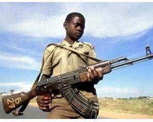 Copiii soldati sunt interzisi, de astazi, si in Myanmar