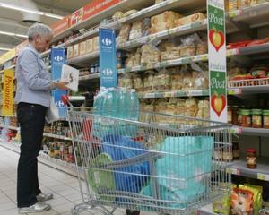 AMRCR: Reducerea TVA la alimente va genera scaderea preturilor la raft