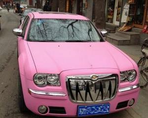 GALERIE FOTO: Cele mai ciudate masini din China