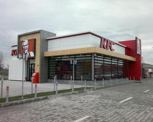KFC a deschis primul restaurant In-Store Prepared din Europa