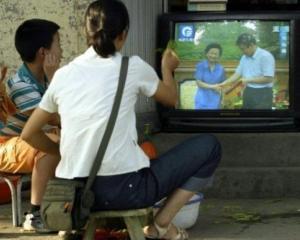 Chinezii vor vedea numai rosu in fata ochilor, cand se vor uita la TV
