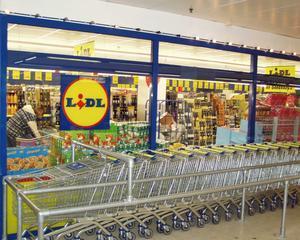 Lidl mai deschide un magazin in Romania
