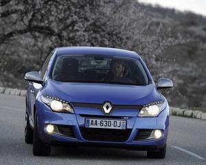 Renault pregateste un facelift pentru Megane
