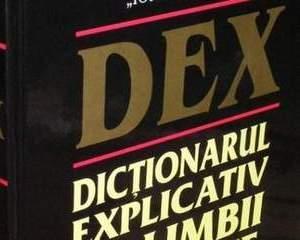 Noua editie a DEX se straduieste sa multumeasca pe toata lumea
