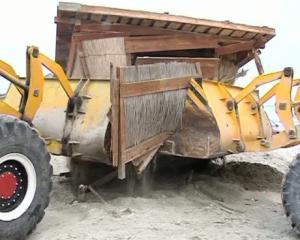 Statul a pus gand rau constructiilor ilegale de la malul marii. Amenzile se majoreaza de 10 ori