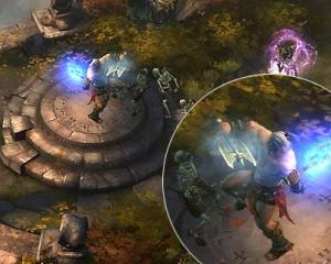 Blizzard Entertainment a lansat DIABLO III