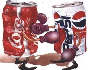 Razboiul Dietetic: Coca Cola Zero versus Pepsi Max