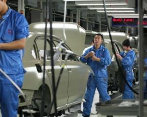 Un producator auto chinez este acuzat ca fura patentele Volkswagen