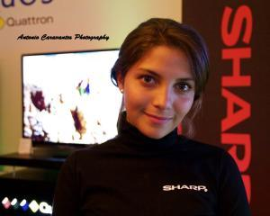 Moartea pixelilor: Sharp a prezentat un ecran de laptop cu rezolutie de 3840 x 2160 pixeli