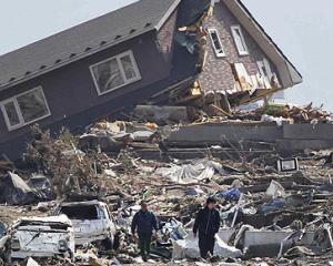 CUTREMUR JAPONIA 2011: 10.000 DE POSIBILI MORTI. Sute de mii, lipsiti de apa, mancare si curent electric