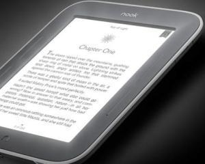 Nook versus Kindle, o noua runda