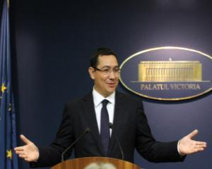 Ponta: POSDRU m-a imbatranit cu zece ani