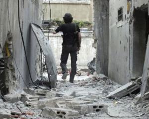 America neaga ca sustine rebelii din Siria
