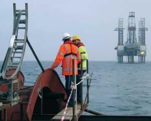 Cat plateste ExxonMobil Romania pentru a fora in Marea Neagra