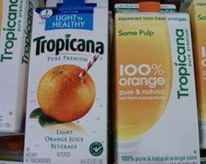 PepsiCo a descoperit ca oamenii ar plati mai mult pentru un suc de portocale... indoit cu apa