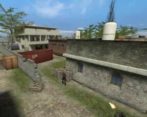 Jucator de Counter-Strike: Source? Te poti impusca acum in fortareata din Pakistan a lui Bin Laden