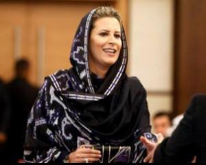 Aisha Gadhafi a fugit din tara, dar Malta nu a permis avionului sa aterizeze