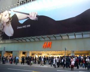 H&M se restrange