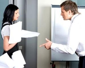 Angajatii agresivi de la birou isi gasesc repede adepti
