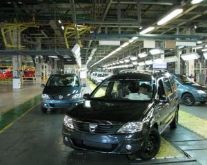 Dacia angajeaza. Vezi joburile disponibile