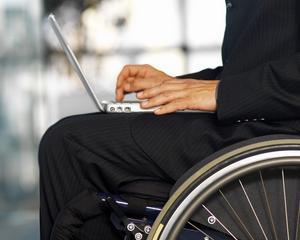 STUDIU: Firmele prefera sa nu angajeze persoanele cu dizabilitati, deoarece nu stiu care sunt beneficiile