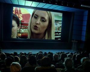 Cinematografele din Romania in 2010: Incasari de 111,6 milioane de lei si 6,5 milioane de spectatori