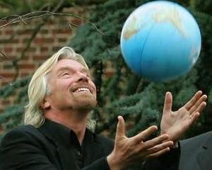5 lectii despre afaceri de la Richard Branson