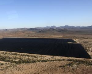 Cea mai mare plantatie de marijuana descoperita vreodata in Mexic era ascunsa... in desert