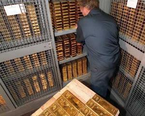 Mexic, Rusia si Thailanda au cumparat aur in valoare de 6 miliarde de dolari