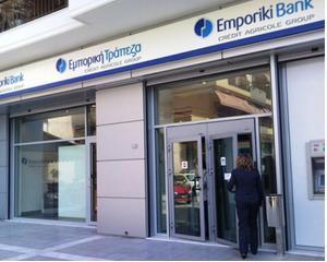 Alpha Bank a cumparat Emporiki pentru un euro