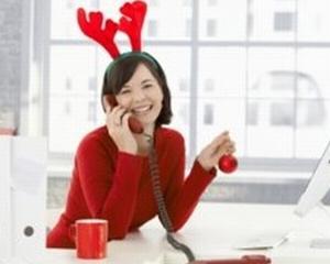 Cum ii poti ajuta pe angajati sa isi pastreze concentrarea in timpul sarbatorilor de iarna