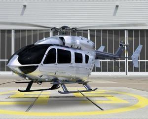 Eurocopter lanseaza modelul EC145, inspirat de Mercedes-Benz
