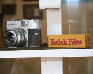 Kodak ar putea solicita plasarea sub protectia legii falimentului